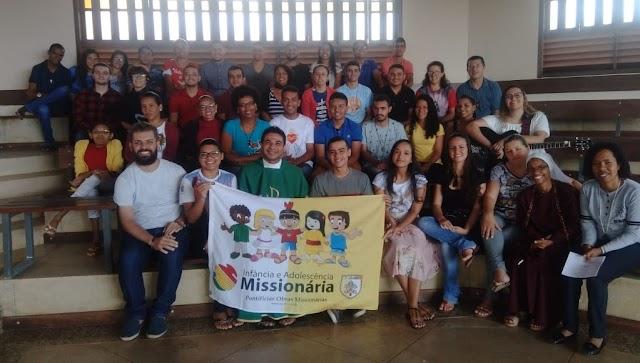 COMIDI da Diocese de Paulo Afonso (BA) realiza formação