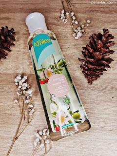Manfaat Azalea Zaitun Oil with Rosehip Oil