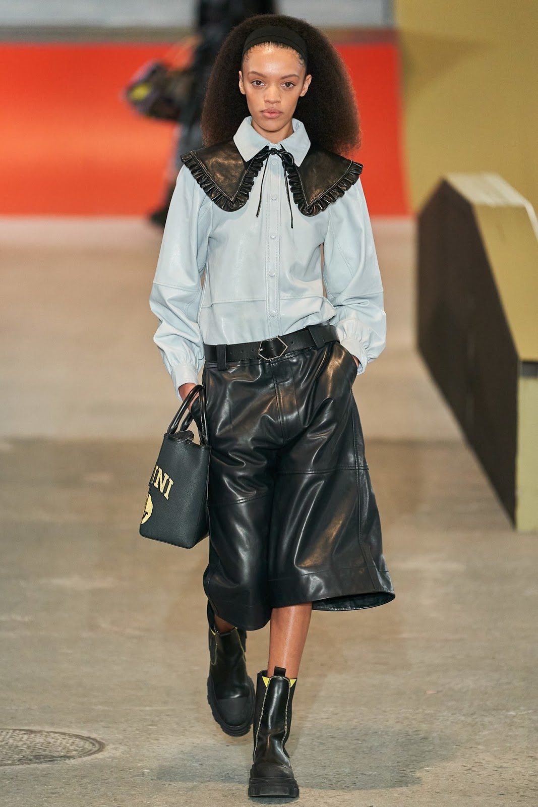 Fashion Month | Spring Trend: The Oversized Collar