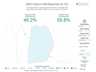 Let's beat our 2010 Census response rate this time around