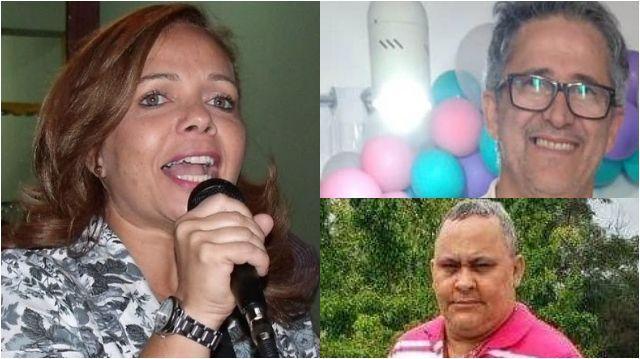 Presidente da Câmara Naara Duarte (PSC), usou parentes como assessores laranjas para esquema de laranjas
