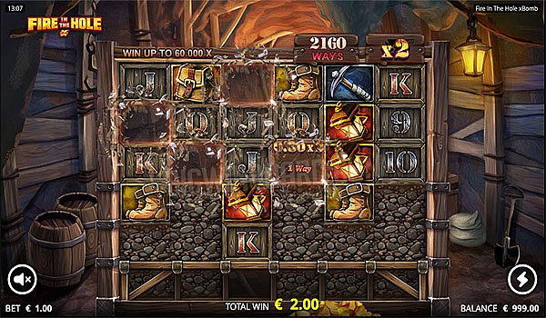 Main Gratis Slot Indonesia - Fire in the Hole xBomb Nolimit City