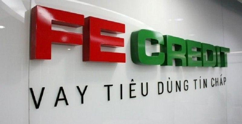 tổ chức tín dụng FE Credit