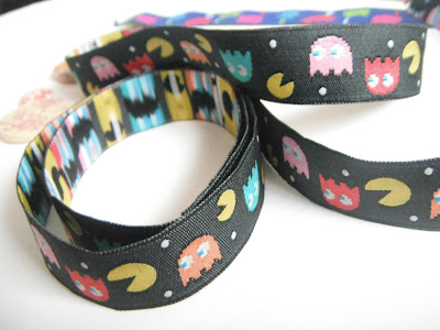 pac-man ribbon