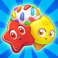 Enjoy Candy Riddles - the sweetest match 3 puzzle! Cute cookies and colorful candies with fun animations will certainly get you hooked! Jam through challenging levels matching scrumptious combos and collect great prizes! Connect delicious ice creams, pop cupcakes, match three pleasant characters in our addictive match3 game!
