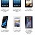 Daftar Tablet PC terkini populer