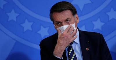 Bolsonaro Dites Positif