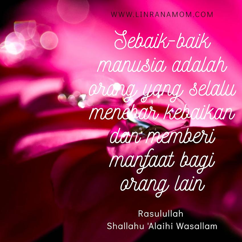 Parenting Blogger Medan: Menebar Kebaikan Bersama si Kecil
