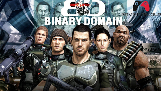 Binary Domain PC Game Download