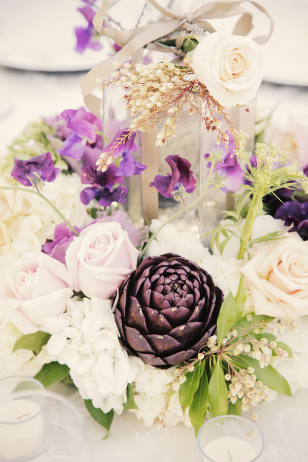 Rustic+classic+traditional+black+tie+platinum+wedding+bride+groom+rowing+country+club+purple+modern+succulents+succulent+centerpieces+lighting+lights+Gideon+Photography+11 - Black Tie & Cowboy Boots Required