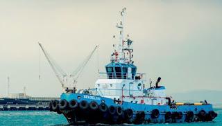"Kapal Milik Pelindo I Tidak ""Kencing"" Ditengah Laut"