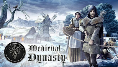 لعبة Medieval Dynasty للكمبيوتر