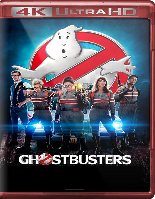 Ghostbusters [2016] [UHD] [2160p] [Español]