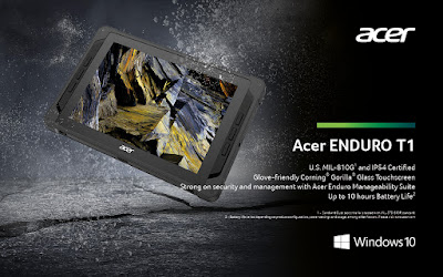 Acer Enduro T1 Rugged Tablet