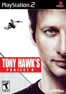 Download Tony Hawk's Project 8 PS2 ISO