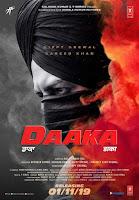 Daaka (2019) Full Movie [Punjabi-DD5.1] 720p HDRip ESubs Download