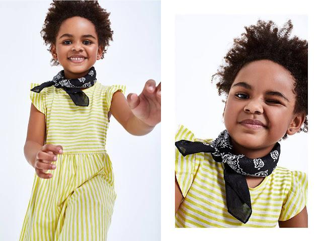 MODA 2018: Mini Complot primavera verano 2018 ropa para niñas.