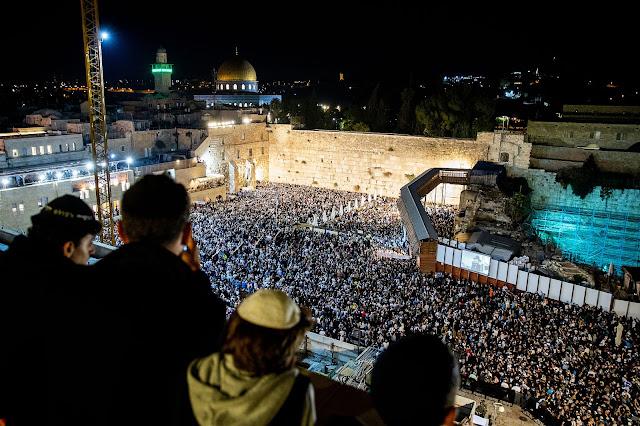Event: Israel Full Lockdown