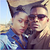 Simphiwe Ngema  Shows She's Her Man's Biggest Supporter