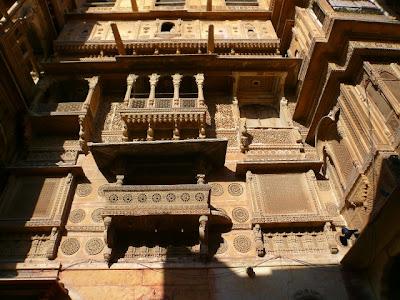 Jaisalmer, la dorée : les temples Jains et le Thar Heritage Museum 7