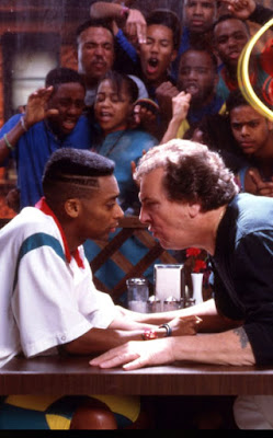 Do The Right Thing - Spike Lee and Danny Aiello