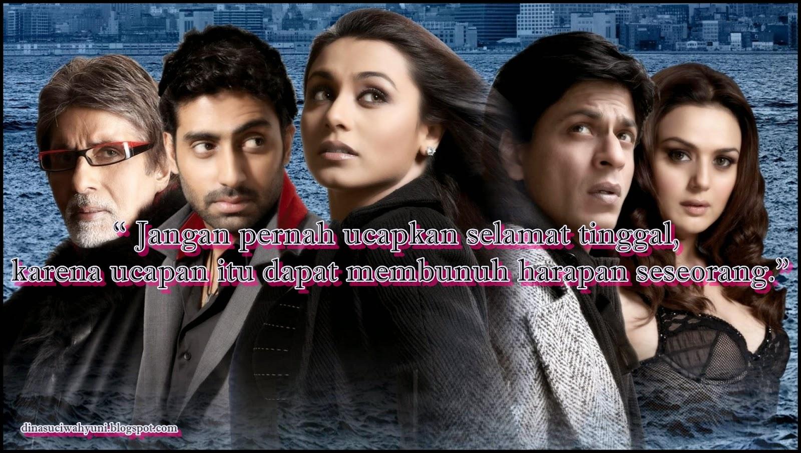 Kata Cinta Dari Film Bollywood Katakan Cinta