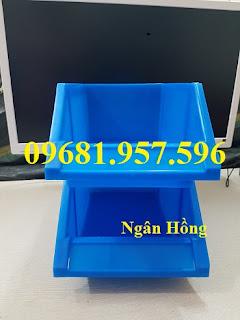 www.123nhanh.com: Kệ dụng cụ A8, khay đựng phụ tùng, khay nhựa giá cơ khí,