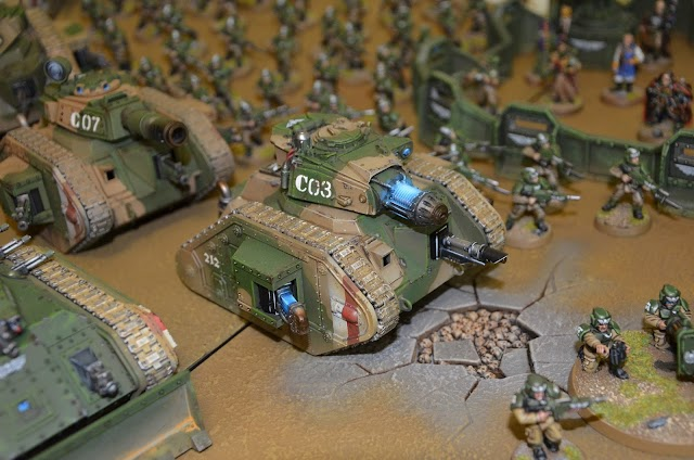 What's On Your Table: Cadians