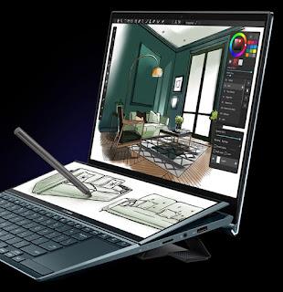 Asus ZenBook Duo 14 full specifications
