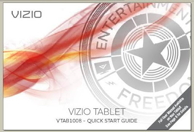 Vizio Tablet VTAB1008