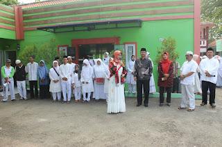 Pembukaan kegiatan Bimbingan Manasik Haji MAN 3 Majalengka