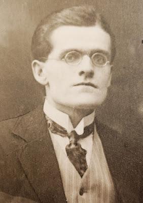 William Hunter born 1888 Prestonpans