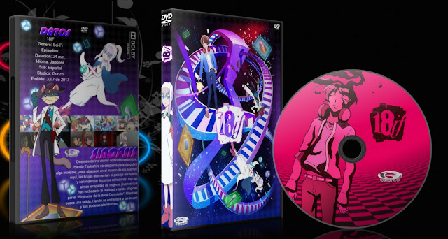 18if   Cover DVD  