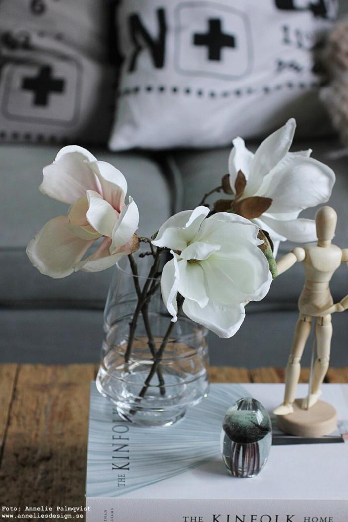 annelies design, magnolia, konstgjorda, blommor, verklighetstrogna, naturtrogna, blomma, pion, vardagsrum, vardagsrummet, dekoration, inredning, webbutik, webbutiker, nätbutik, webshop, varberg,