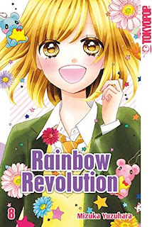 Cover Rainbow Revolution Band 08