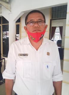 Ferry SP Sinamo Ketua Tim Pemenangan Pasangan Asner Silalahi-dr. Susanti (Pasti). Foto: suluhsumatera/syahru.