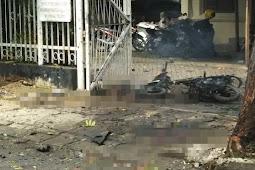 Saksi Mata Ungkap Pelaku Bom Bunuh Diri di Gereja Katedral Makassar Tak Sempat Masuk ke Lokasi