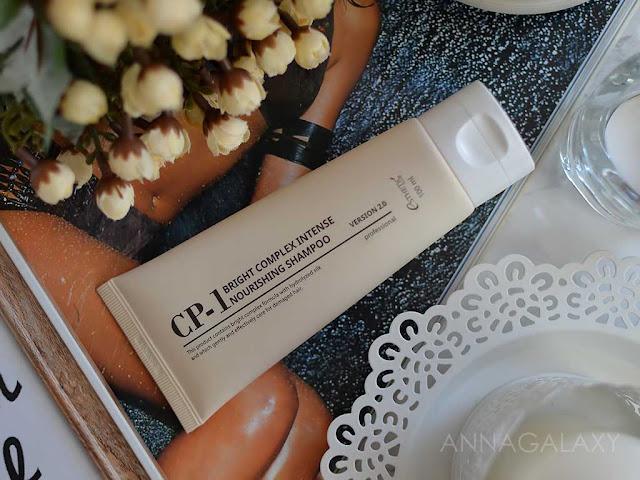 Отзыв на Шампунь для волос Esthetic House CP-1 Bright Complex Intense Nourishing Shampoo Ver 2.0