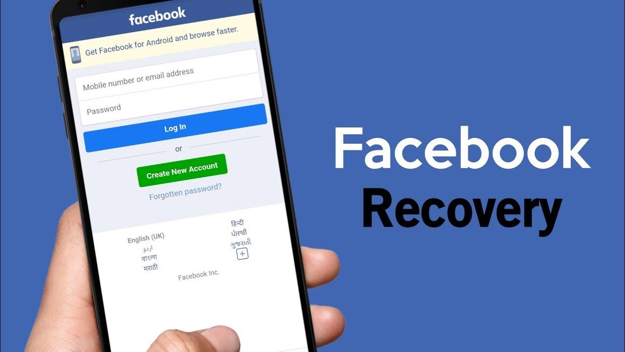 Number login with facebook id Hack Facebook