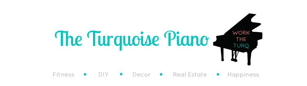 The Turquoise Piano