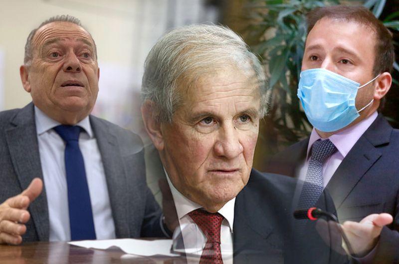 Comisión de Ética resolvió en el caso Fuentes vs Matta