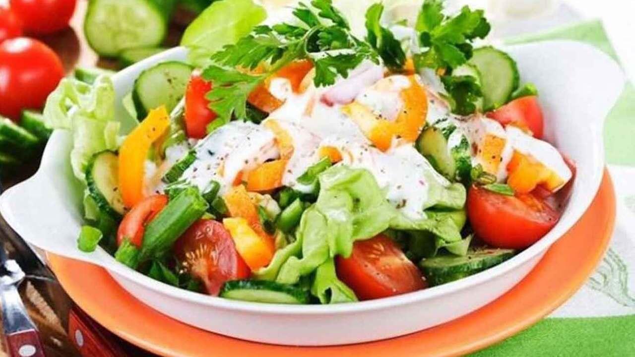 Resep Salad Sayur Sederhana, Sajian Diet Tepat