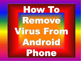 How To Remove Virus From Android Phone In Hindi/Mobile Se Virus  Kaise Hataye