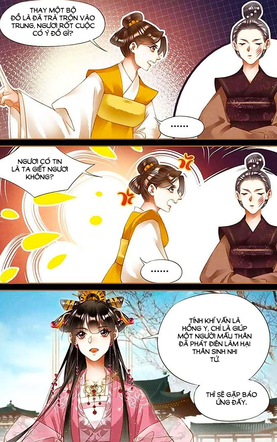 Thần Y Đích Nữ chap 277 - Trang 2