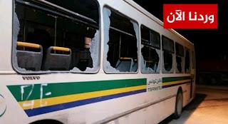 بنزرت: حافلة نقل تتعرّض لـ''براكاج''مسلح وسط ذهول المسافرين