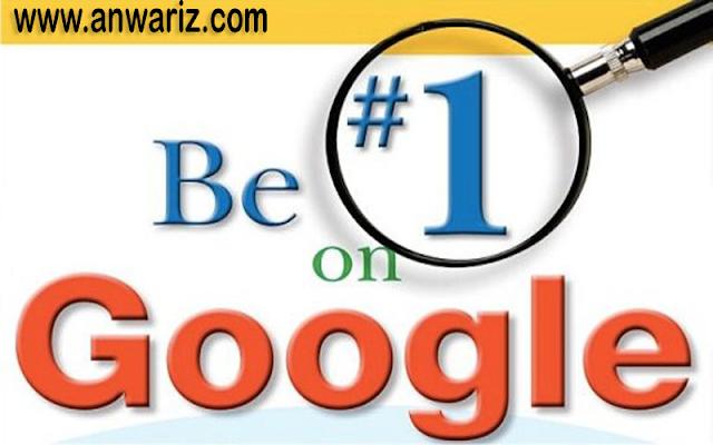cara agar tampil di halaman pertama google