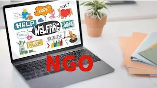 NGO Darpan Hindi, NGO Full Form