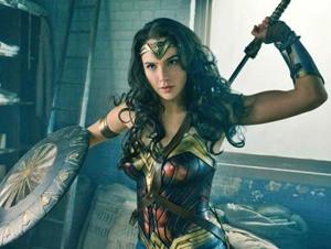 Wonder Woman en la liga de la justicia de Zack Snyder