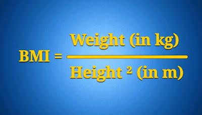 BMI formula, BMI calculator