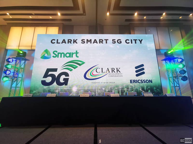 PLDT & Smart: Clark, Pampanga is set to be the first 5G city in the Philippines
